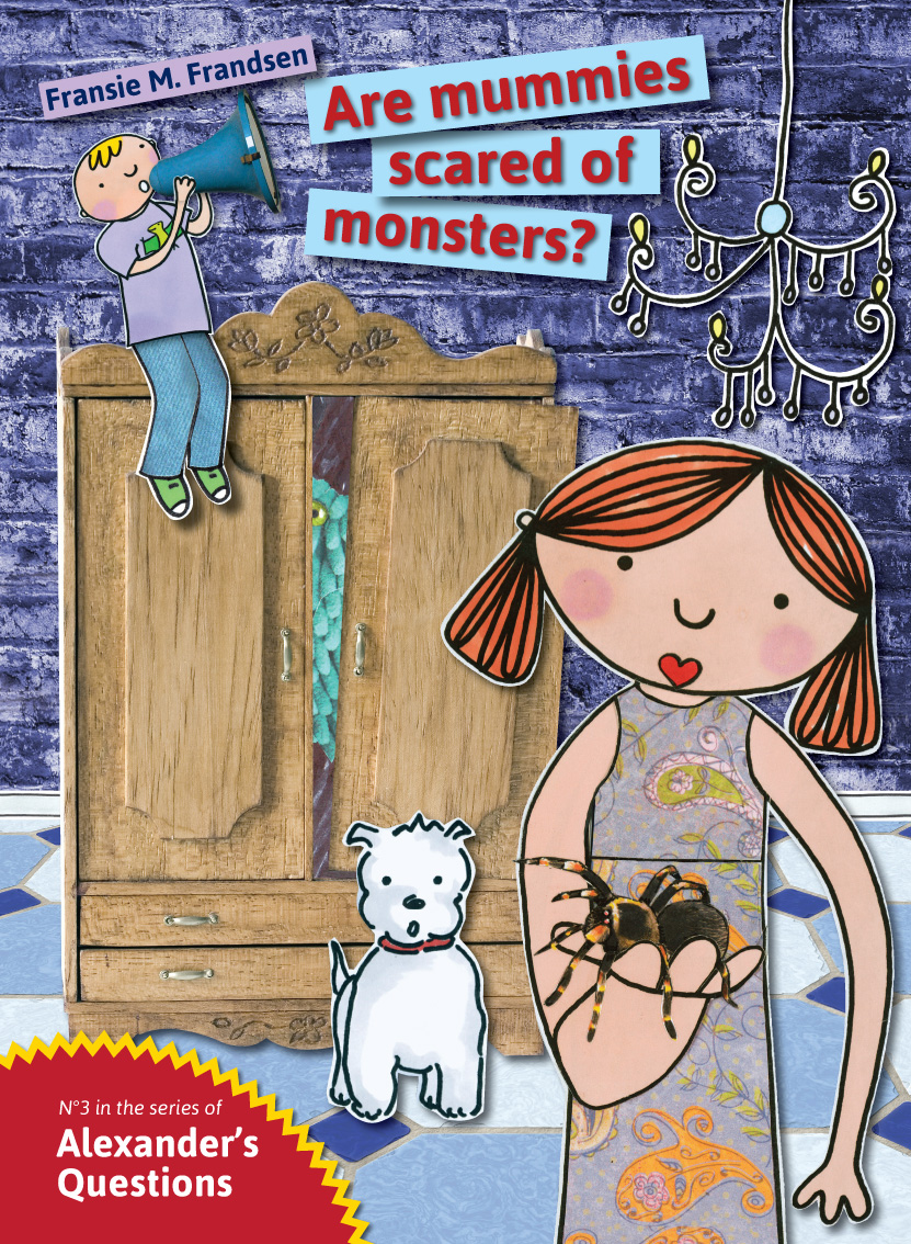 Are Mummies Scared of Monsters