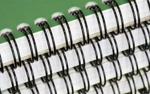 Wire-O-Binding